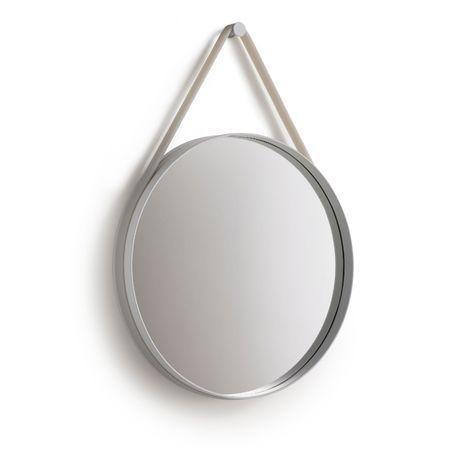 nordicthink strap mirror hay. Black Bedroom Furniture Sets. Home Design Ideas