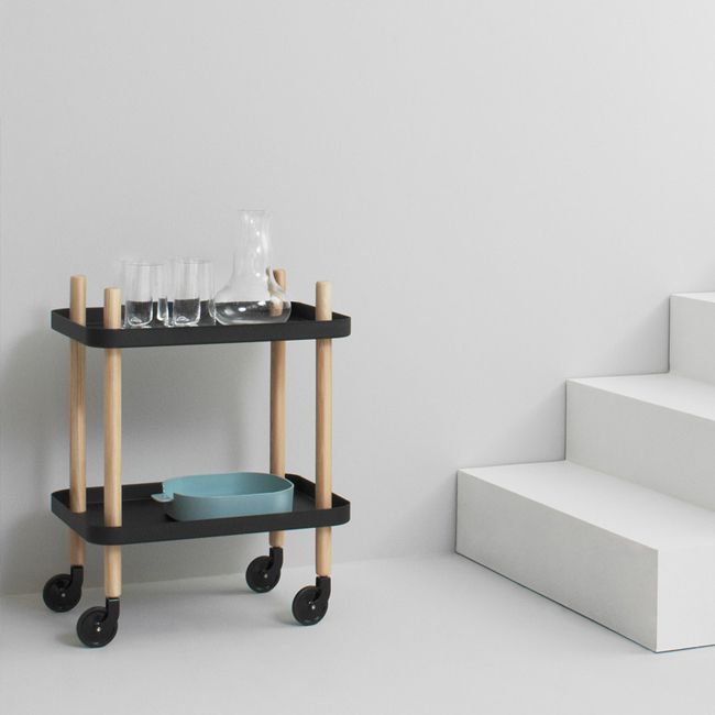 nordicthink block table normann copenhagen. Black Bedroom Furniture Sets. Home Design Ideas