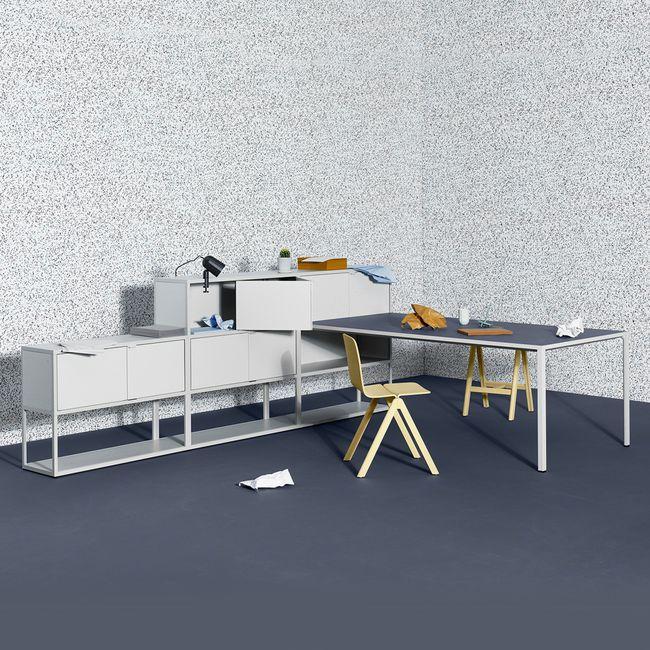 nordicthink new order shelving system stefan diez hay. Black Bedroom Furniture Sets. Home Design Ideas