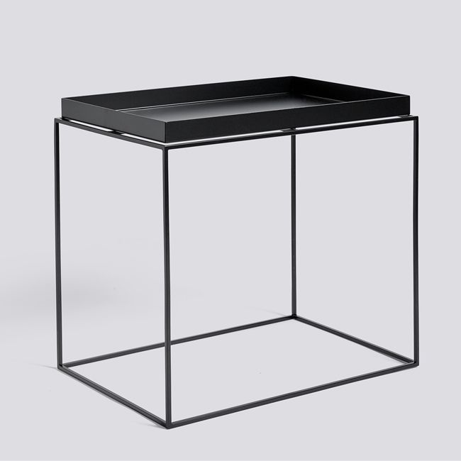 nordicthink tray side tables hay. Black Bedroom Furniture Sets. Home Design Ideas