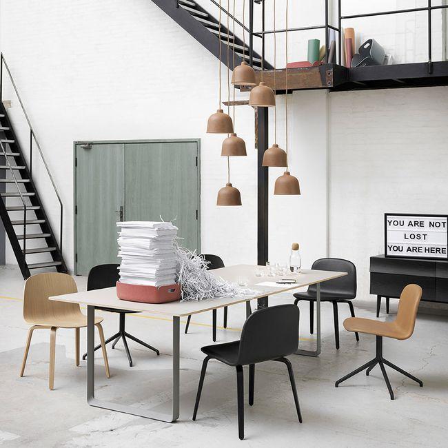 Nordicthink 70x70 Table Muuto