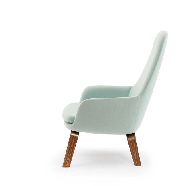 Nordicthink Era Lounge High Wood Legs Normann Copenhagen