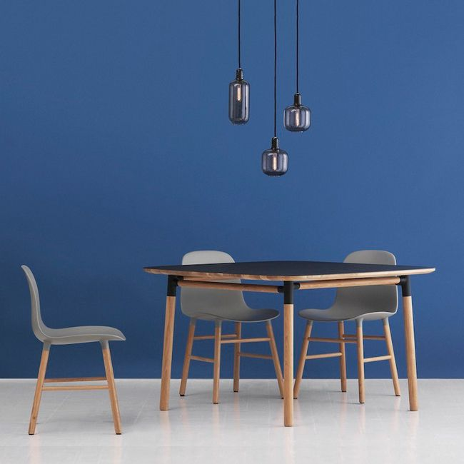 Nordicthink form chair normann copenhagen for Normann copenhagen italia