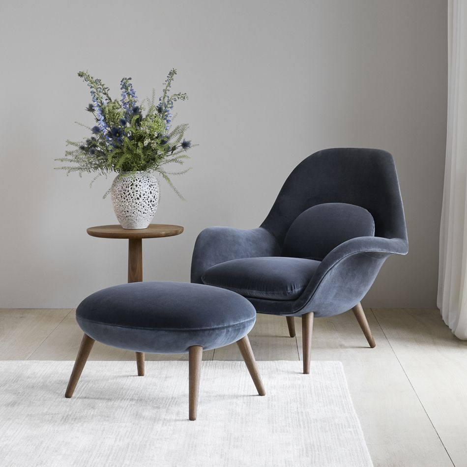 NT - Swoon lounge chair | Fredericia