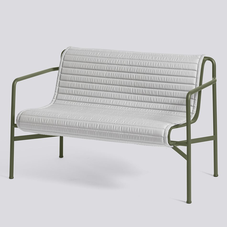 Nordicthink Palissade Dining Bench Hay