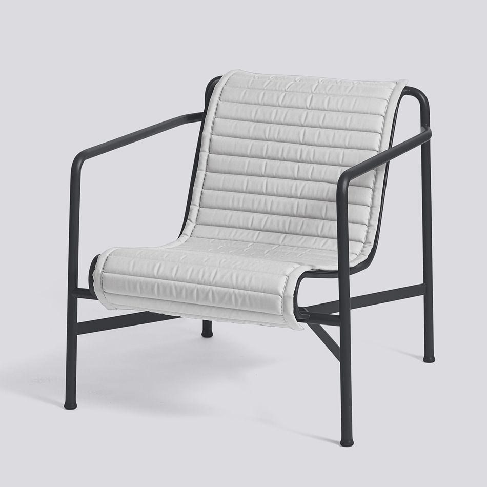 Nordicthink Palissade Lounge Chair Low Hay