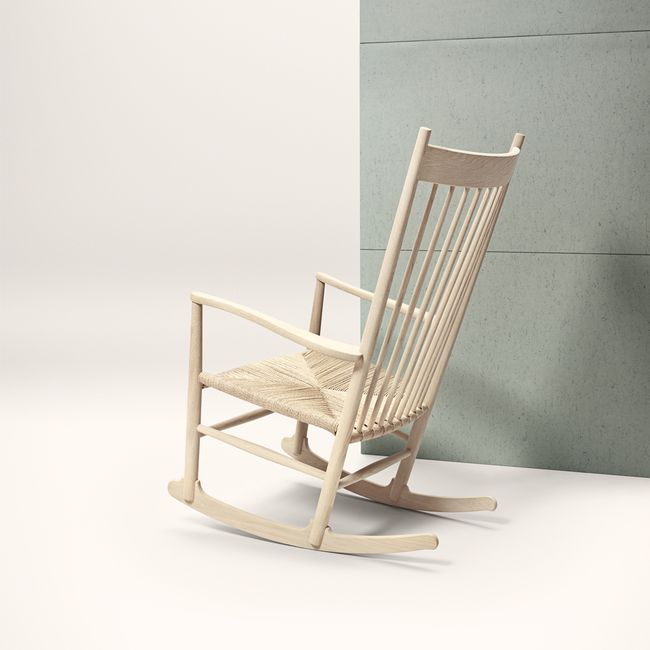 Nordicthink J16 Rocking Chair Fredericia