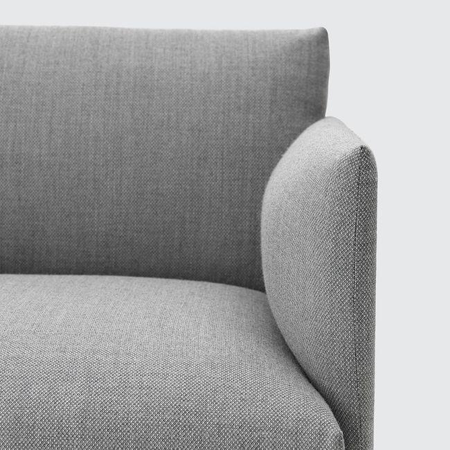 Nordicthink Outline Sofa Chaise Muuto