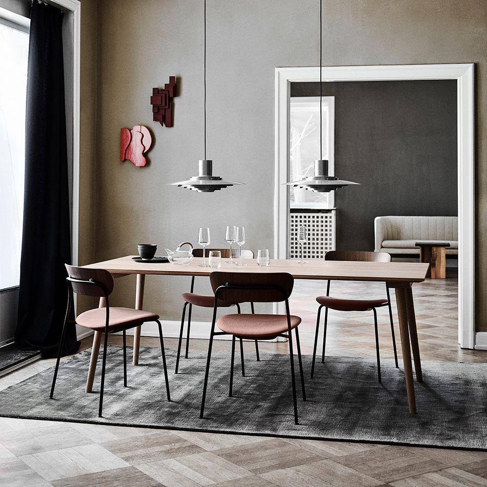 Nordicthink - Pavilion chair AV1 & AV3 | &tradition